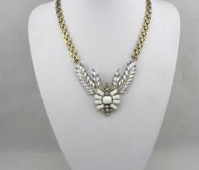 Jewelry Retro wings necklace A-310 fashion